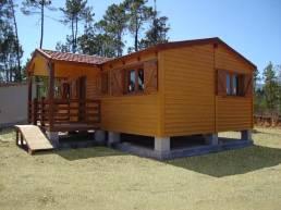 Casa de madera modelo Moncada | Carbonell