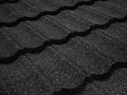 Cubierta ligera color negro