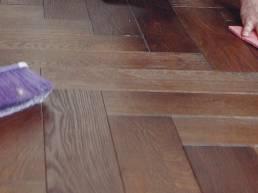mantenimiento y cuidado de suelos de madera