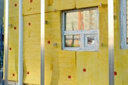 aislamientos para casas de madera